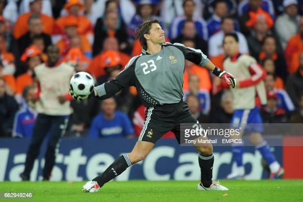Gregory Coupet France Goalkeeper