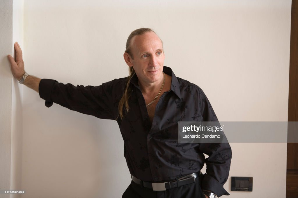 Gregory David Roberts Australian Writer Born In Melbourne : News Photo