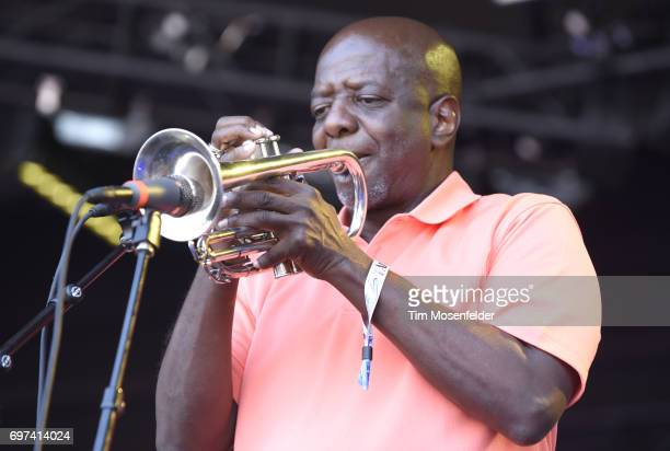 Greg davis pictures and photos getty images gregory davis of the dirty dozen brass band performs during the monterey international pop festival 2017 thecheapjerseys Images