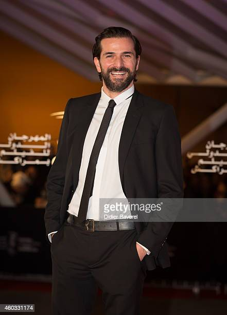 Gregory Fitoussi attends the Timbuktu Premiere and moroccans producers Khadija Alami and Zakaria Alaoui Tribute during the 14th Marrakech...