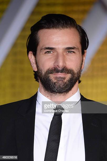 Gregory Fitoussi attends theTimbuktu Premiere during the 14th Marrakech International Film Festival on December 11 2014 in Marrakech Morocco