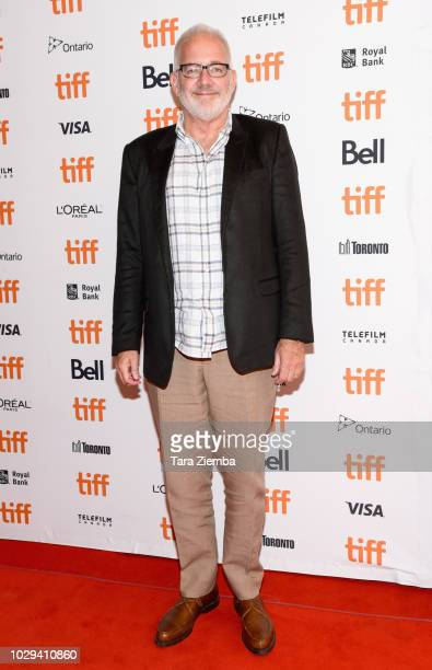 Gregory Goodman attends the 2018 Toronto International Film Festival premiere of '22 July' at The Elgin on September 8 2018 in Toronto Canada
