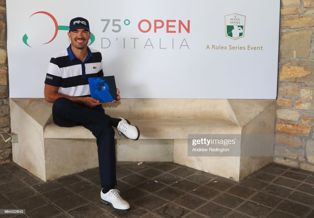 Italian Open - Day One