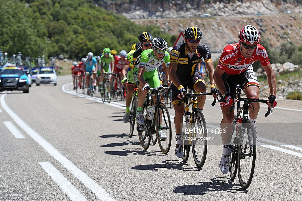 Presidential Cycling Tour of Turkey - Day 3 : News Photo