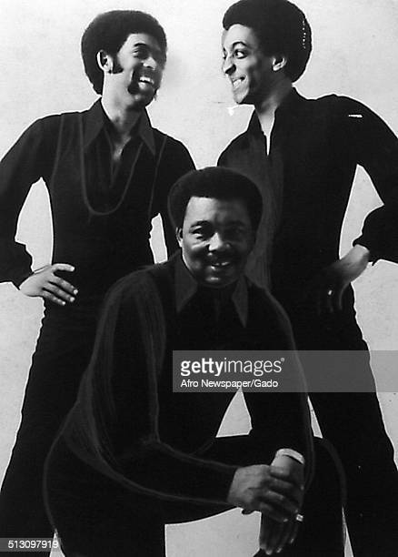 Gregory Hines and Maurice Hines dancing 1960