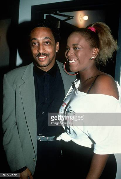 Gregory Hines and Toukie Smith circa 1990 in New York City