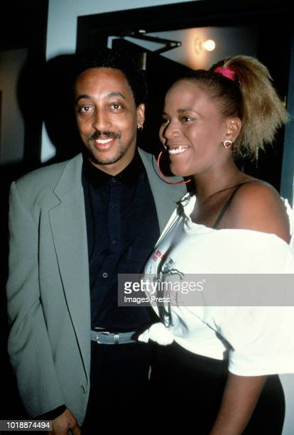 Gregory Hines and Toukie Smith circa 1990 in New York