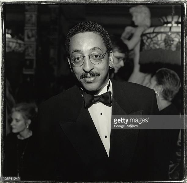 Gregory Hines attends Premiere of Ragtime in April 17 1997 at the Royal Alexandra Theatre In Toronto Canada
