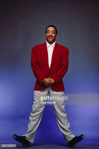 Gregory Hines Balancing on Heels