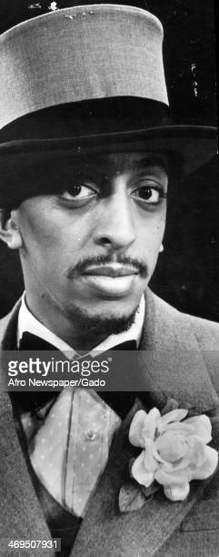 Gregory Hines, dancer and actor, to star in new movie Cotton Club, May 28, 1983.