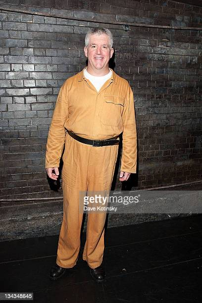 """Gregory Jbara attends """"Billy Elliot"""" on Broadway's 1 000th audience member celebration at the Imperial Theatre on June 22, 2011 in New York City."""