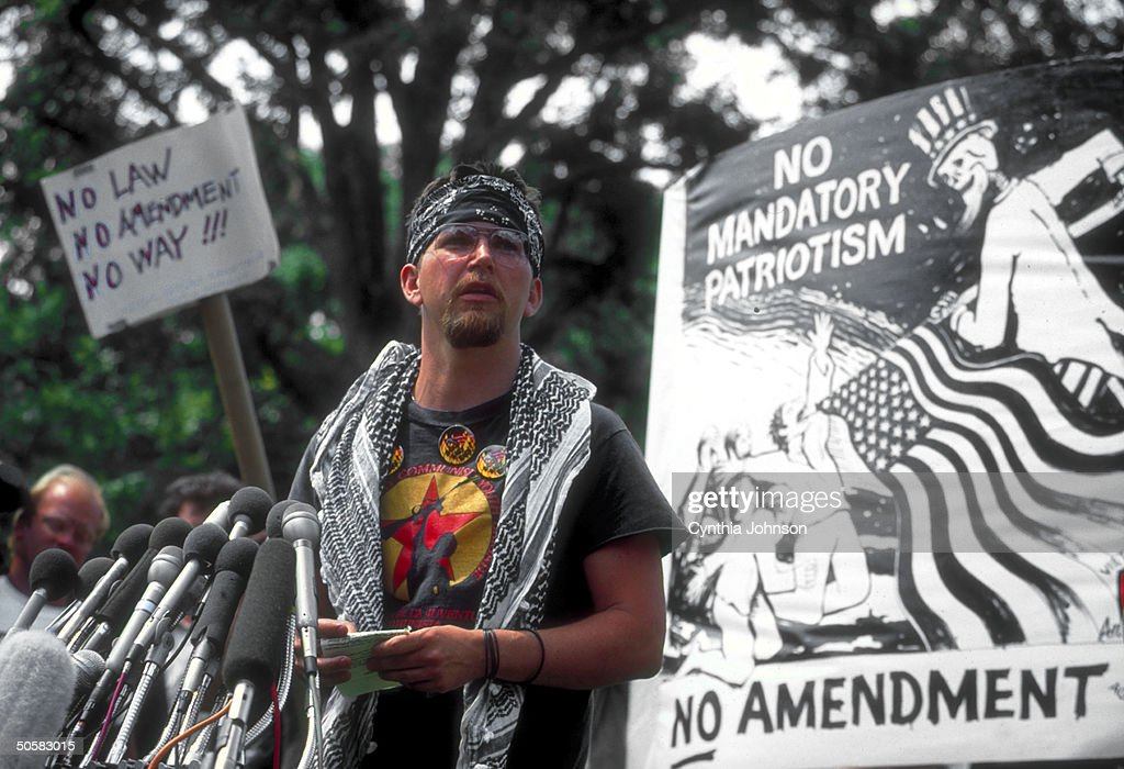 Gregory Johnson : News Photo