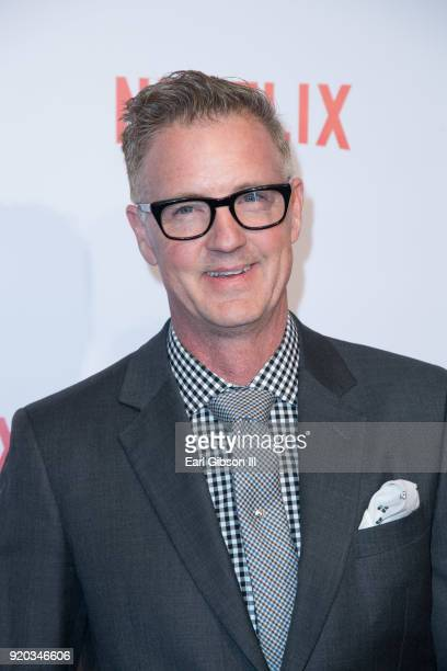 Gregory King attends the 65th Annual Motion Picture Sound Editors Golden Reel Awards on February 18 2018 in Los Angeles California