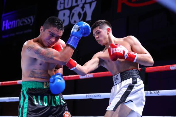 CA: Thursday Night Fights - Jason Quigley v Fernando Marin