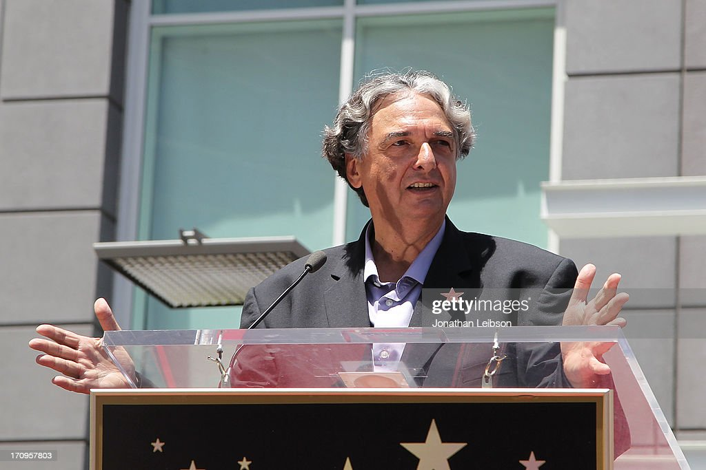 Gregory Nava attends the ceremony honoring Jennifer Lopez with a Star on The Hollywood Walk of Fame held on June 20, 2013 in Hollywood, California.