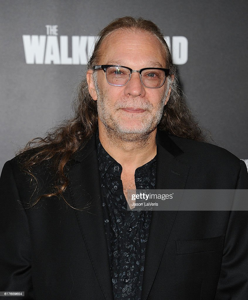 Gregory Nicotero attends the live, 90-minute special edition of 'Talking Dead' at Hollywood Forever on October 23, 2016 in Hollywood, California.
