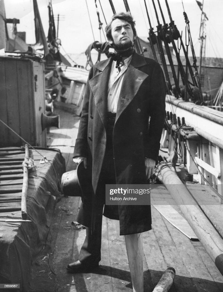 Captain Ahab : News Photo