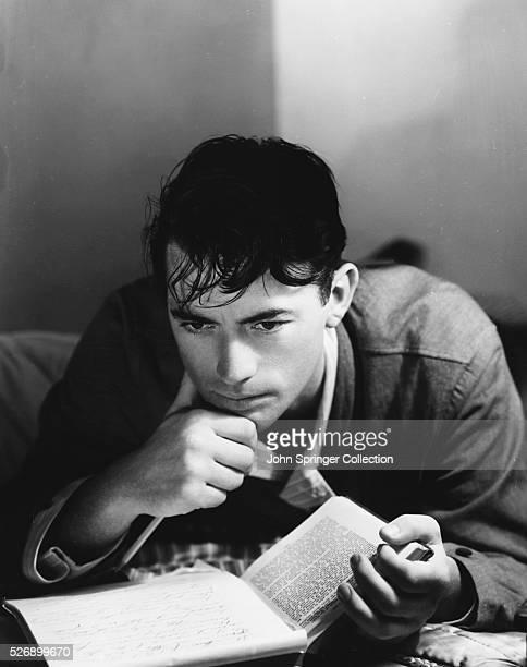 Gregory Peck as journalist Philip Schuyler Green in the 1947 film Gentleman's Agreement