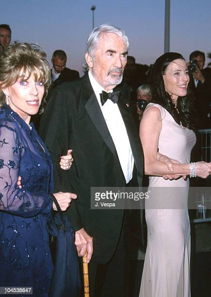 Gregory Peck during 53rd Cannes Film Festical amfAR's Cinema Against AIDS 2000 at Cannes Film Festival in Cannes France