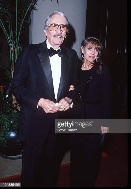 Gregory Peck during American Film Institute Honors Steven Spielberg with 1995 Life Achievement Award at Beverly Hilton Hotel in Beverly Hills...