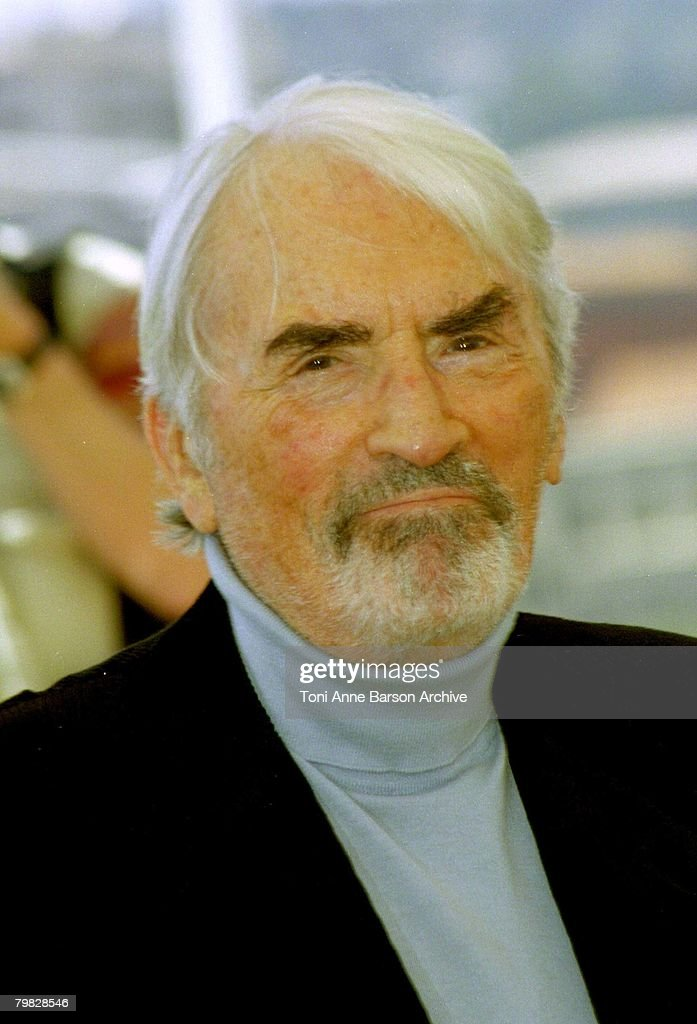 """53rd Cannes Film Festival - """"A Conversation With Gregory Peck"""" : News Photo"""