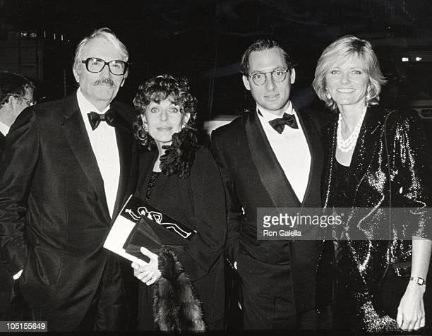 Gregory Peck wife Veronique Peck son Tony Peck and Cheryl Tiegs