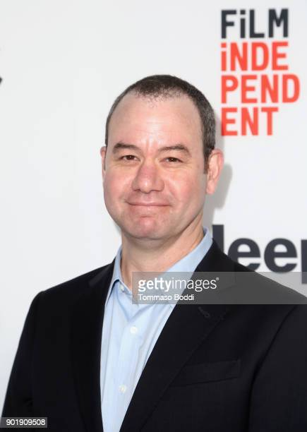 Gregory Plotkin attends the Film Independent Spirit Awards Nominee Brunch at BOA Steakhouse on January 6 2018 in West Hollywood California