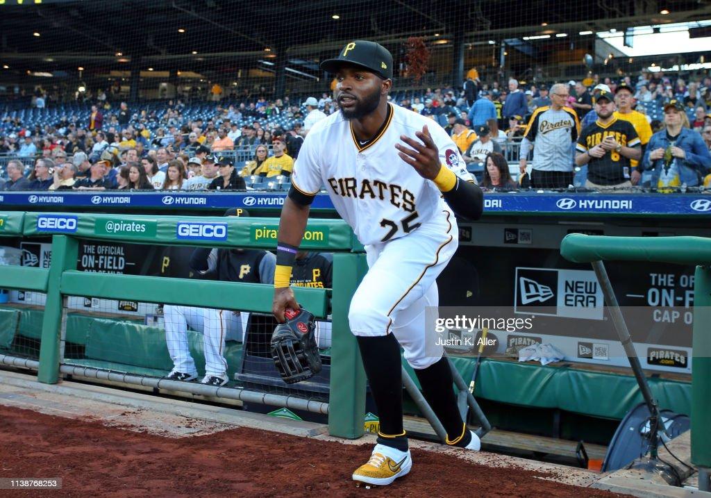 Arizona Diamondbacks v Pittsburgh Pirates : News Photo