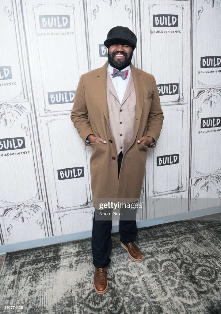 "Build Presents Gregory Porter Discussing ""Nat 'King' Cole & Me"""