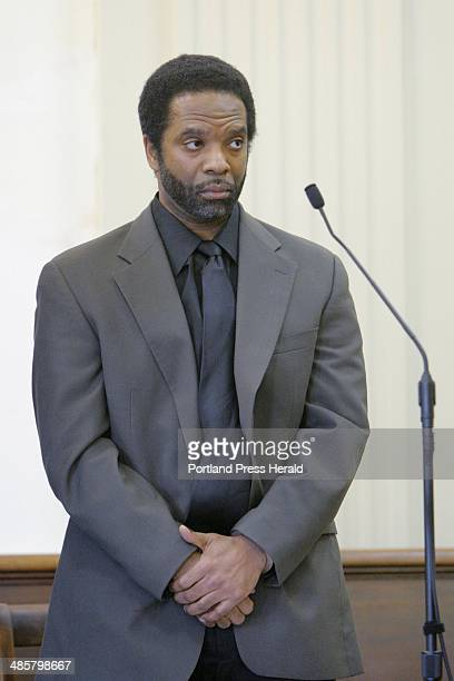 Jeffrey Williams is sentenced to life in prison at York County Superior Court in Alfred on Monday October 4 2010 for his role in the 2008 murder of...