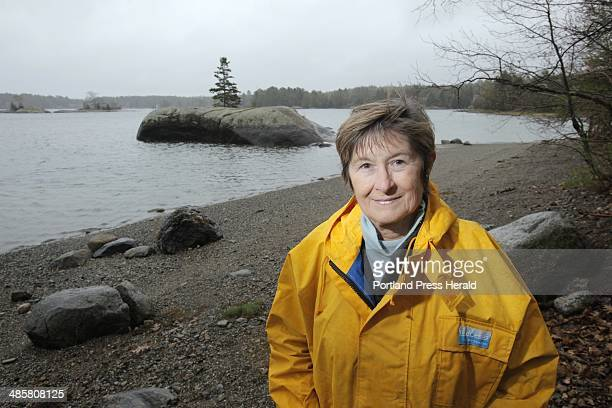 Susan Shaw is the director of the Marine Environmental Research Institute in Blue Hill and will receive a prestigious national award recognizing her...