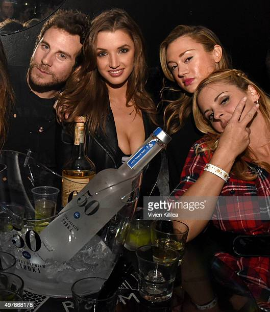 Gregory Siff Alyssa Arce and guests attend The Official Viper Room ReLaunch Party With Performance By X Ambassadors Dj Set By Zen Freeman at The...