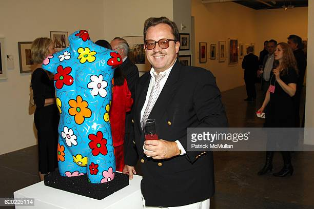 Gregory Speck attends NEW YORK ACADEMY OF ART Presents TAKE HOME A NUDE at Phillips De Pury Company on April 16 2008 in New York City