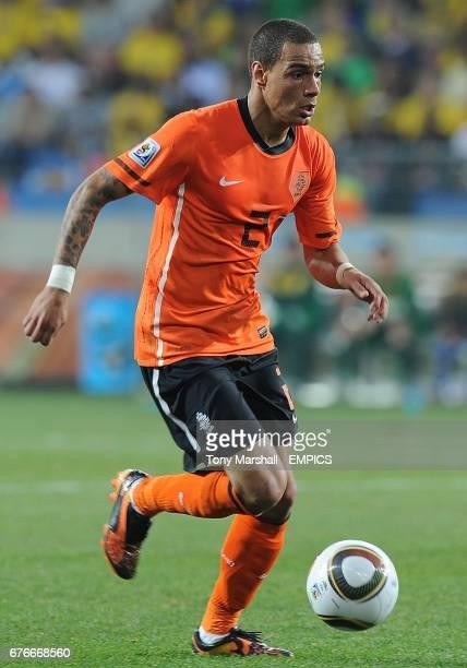 Gregory Van Der Wiel Netherlands