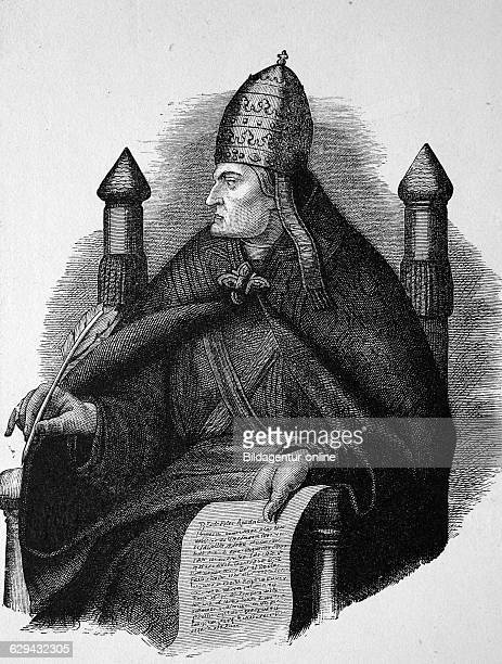 Pope Gregory Vii Stock...