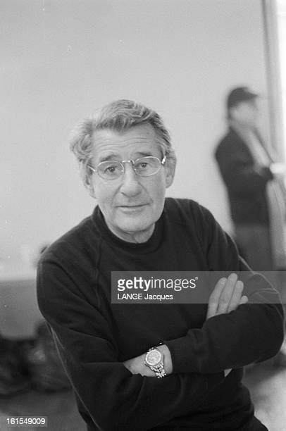 Gregory Villemin Case: The Trial Of Jeanmarie Villemin For The Murder Of Bernard Laroche In Dijon. Novembre 1993, à DIJON, au palais de justice :...