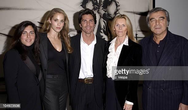 Greg's sister Jenny Lauren Elizabeth Berkley Greg Lauren with his parents Susan Lauren Jerry Lauren