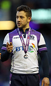 edinburgh scotland greig laidlaw scotland after