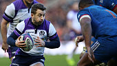 edinburgh scotland greig laidlaw scotland during