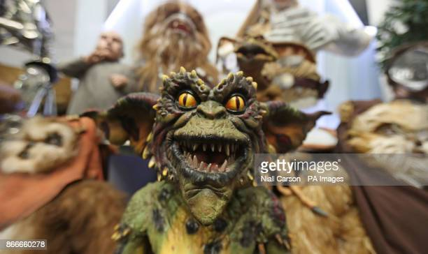 A Gremlins movie replica puppet among items seized from a drug lord behind a cannabis factory in a nuclear bunker which are to be auctioned at...