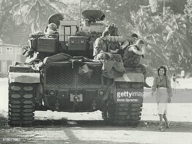 Grenada US Invasion