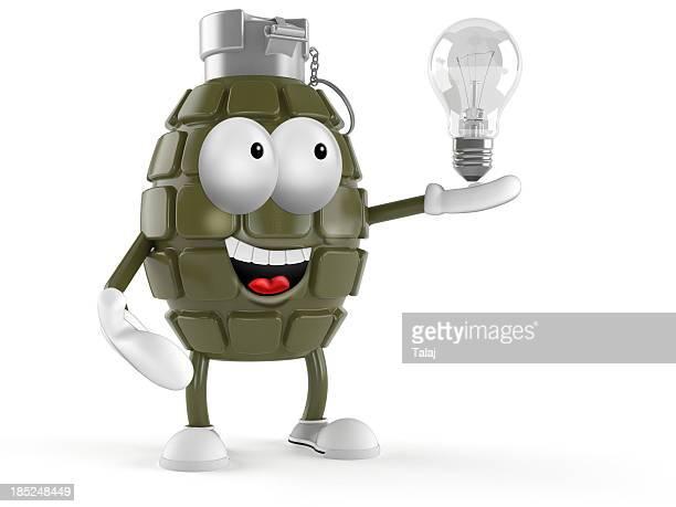Grenade toon