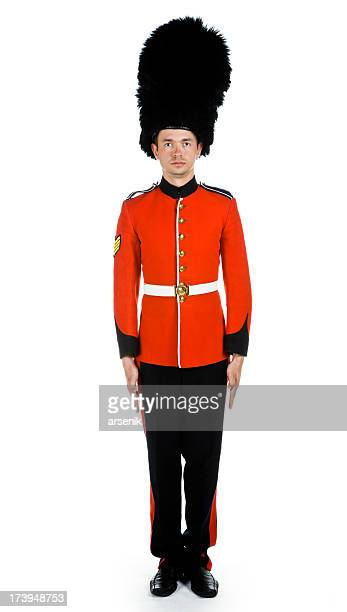 grenadier guard - honor guard stock pictures, royalty-free photos & images