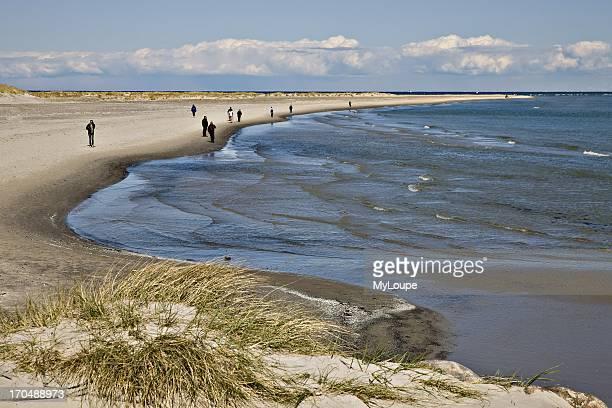 Grenen northmost point of Jutland Skagen Jutland Denmark