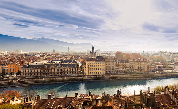 Grenoble, France Grenoble, France