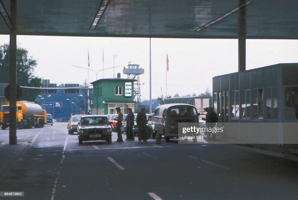 grenzübergang ddr