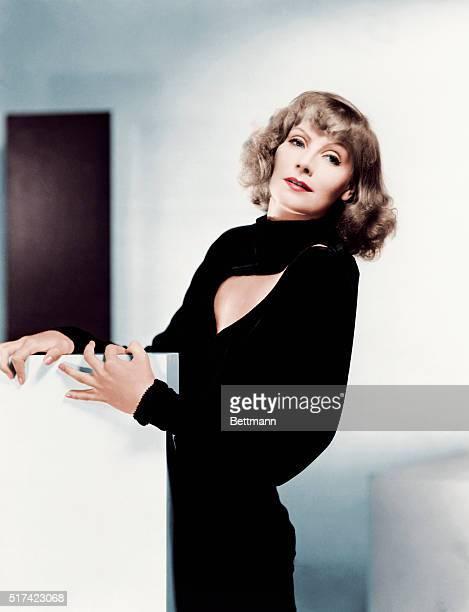 Greta Garbo As Young Mgm StarletWaist U