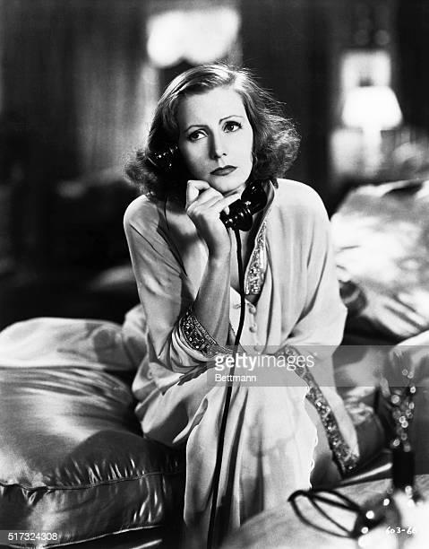 """Greta Garbo in """"Grand Hotel"""", 1932 Movie still."""