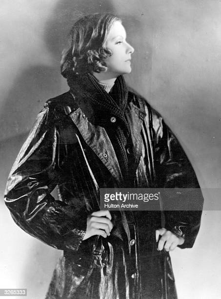 Greta Garbo plays a waterfront prostitute in the film 'Anna Christie' adapted from the play by Eugene O'Neill It was directed by Clarence Brown for...