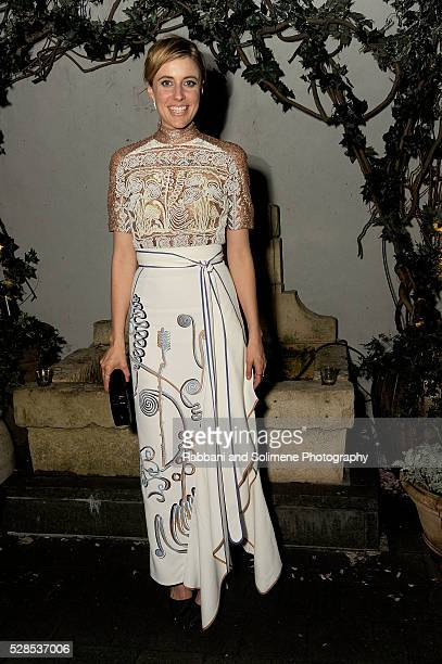 Greta Gerwig attends Montblanc And The Cinema Society With Mastro Dobel Kim Crawford Wines Host A Screening Of Sony Pictures Classics' Maggie's Plan...